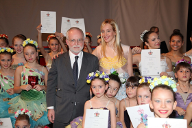 RAD awards ceremony in Serbia 2014